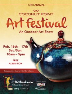 Coconut Point Art Festival @ Estero | Florida | United States