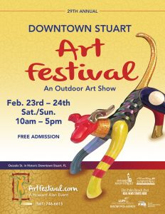 Downtown Stuart Art Festival @ Stuart | Florida | United States